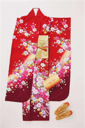 Kimono Stock Photo - Rights-Managed, Code: 859-03885577
