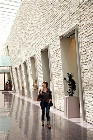 exhibition - Museum of Art,Perelman building,Philadelphia,Pennyslvannia,USA Stock Photo - Rights-Managed, Code: 851-02964387