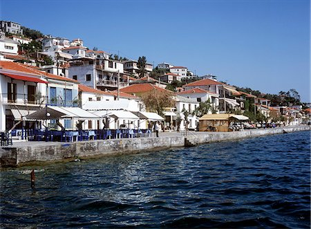 Afissos,Pelion,Greece Stock Photo - Rights-Managed, Code: 851-02960075
