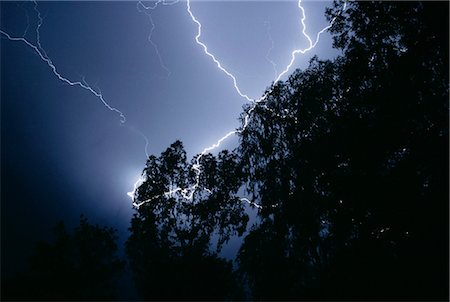 storm lightning - Lightning storm,Johannesburg,South Africa Stock Photo - Rights-Managed, Code: 851-02962583