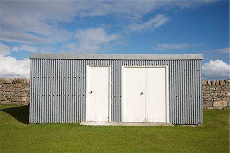 Shed,Mainland,Shetland Islands,Scotland,UK Stock Photo - Rights-Managed, Code: 851-02963937