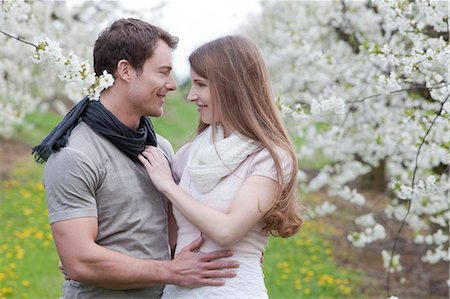 Young couple, portrait,Young couple, portrait Stock Photo - Rights-Managed, Code: 853-06120605