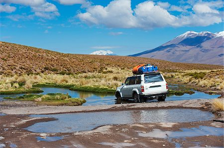 South America, Bolivia, 4wd tour on the altiplano Stock Photo - Rights-Managed, Code: 862-05997081