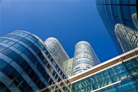 Coeur Tower at La Defense, Paris, Ile de France, France, Europe Stock Photo - Rights-Managed, Code: 862-05997716