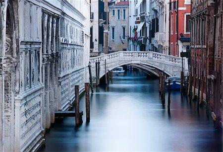 Quiet morning, Venice, Veneto region, Italy Stock Photo - Rights-Managed, Code: 862-05998034