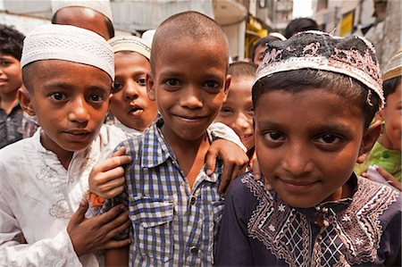 dhaka - Bangladesh, Dhaka. Young boys in Dhaka. Stock Photo - Rights-Managed, Code: 862-06540776