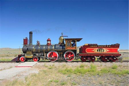 Golden Spoke National Monument, Brigham City, Utah,  USA Stock Photo - Rights-Managed, Code: 862-06677611