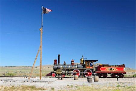 Golden Spoke National Monument, Brigham City, Utah,  USA Stock Photo - Rights-Managed, Code: 862-06677612