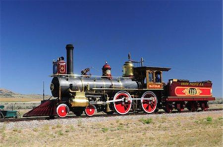 Golden Spoke National Monument, Brigham City, Utah,  USA Stock Photo - Rights-Managed, Code: 862-06677620