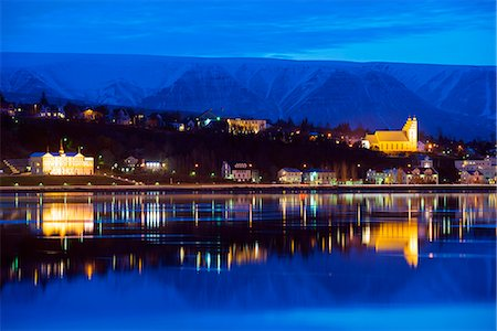 europe - Europe, Iceland, Northern Iceland, Akureyri Stock Photo - Rights-Managed, Code: 862-06825768