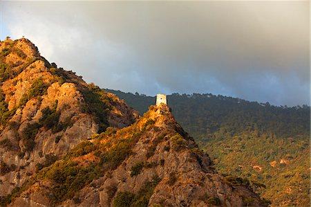 Northern Italy, Italian Riviera, Liguria, San Fruttuoso. Stock Photo - Rights-Managed, Code: 862-06825980