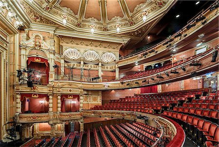 Europe, Scotland, Glasgow, Kings Theatre Stock Photo - Rights-Managed, Code: 862-08091078