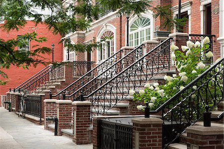 USA, New York, Brooklyn, Smith Street, Cobble Hill Stock Photo - Rights-Managed, Code: 862-08091532