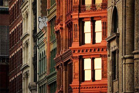New York, USA, Manhattan, Broadway, Soho Stock Photo - Rights-Managed, Code: 862-08091549