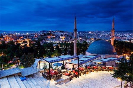 Turkey, Eastern Anatolia, Sanliurfa   Urfa, Dergah, Mevlid i Halil Mosque Stock Photo - Rights-Managed, Code: 862-08274018