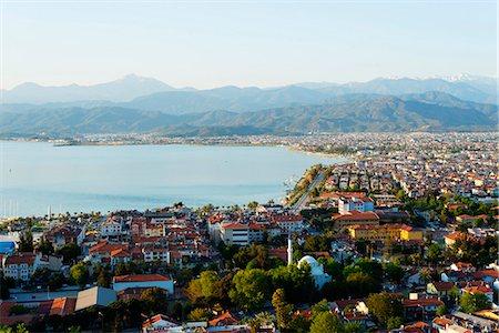 Turkey, Mediterranean region, The Aegean Turquoise coast, Fethiye Stock Photo - Rights-Managed, Code: 862-08273979