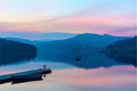 Europe, United Kingdom, England, Derbyshire, Ladybower Reservoir Stock Photo - Rights-Managed, Code: 862-08699051