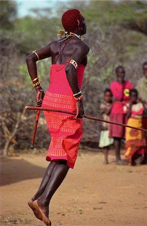 Laikipiak Maasai Stock Photo - Rights-Managed, Code: 862-03366356