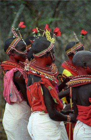 Laikipiak Maasai Stock Photo - Rights-Managed, Code: 862-03437168