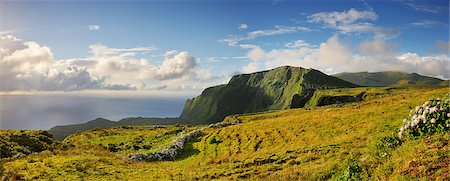 Flores, Azores islands, Portugal Stock Photo - Rights-Managed, Code: 862-03889290