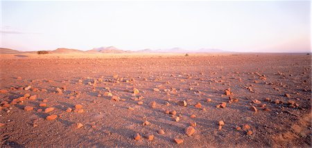dry - Landscape Damaraland Region, Namibia Stock Photo - Rights-Managed, Code: 873-06440180