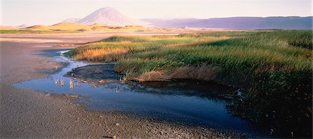 streams scenic nobody - Volcano Ol Doinyo Lengai Volcano Tanzania Stock Photo - Rights-Managed, Code: 873-06440247