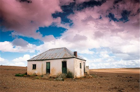 House in Desert Karoo, George, Western Cape South Africa Stock Photo - Rights-Managed, Code: 873-06440789