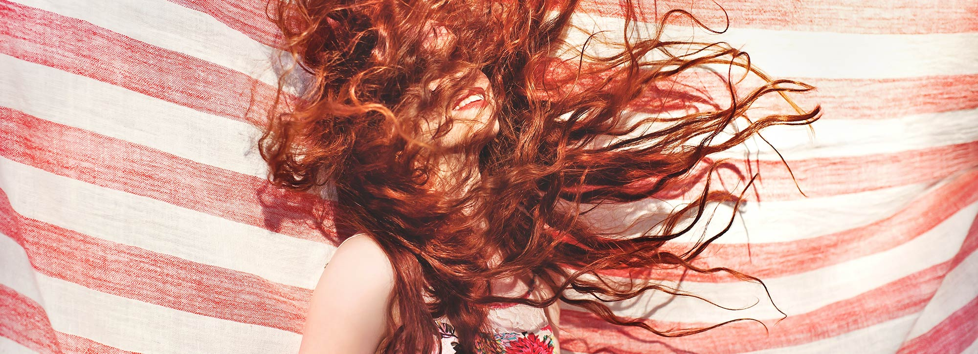 Redhead: Ginger, Auburn, Strawberry blonde or Titian