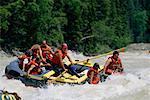 Kicking Horse River British Columbia, Canada
