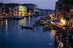 Grand Canal at Dusk Venice, Italy