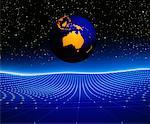 Globe and Grid Australia