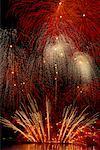 Fireworks Vancouver, British Columbia Canada