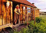 Douglas Lake Ranch British Columbia, Canada