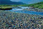 McCormick River and Torngat Mountains Newfoundland and Labrador, Canada