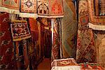 Tapis Grand Bazar Istanbul, Turquie