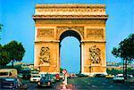 Arc de Triomphe Paris, France