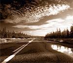 Highway 627 Ontario, Canada