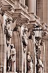 Close-Up of Paris Opera House Paris, France