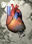 Disintegrating Heart