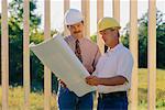 Contractors on Site Ontario, Canada