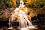 Beulach Ban Falls Cape Breton Highlands National Park, Nova Scotia, Canada