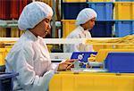 Latex Inspektion in Penang, Malaysia-Euromedical Fabrik