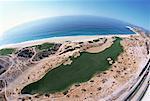 Luftbild von Cabo Del Sol Golf Course, Cabo San Lucas, Mexiko