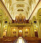 Orgue à la Basilique de St. Paul, Toronto (Ontario) Canada