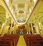 Intérieur de la Basilique de Toronto, Ontario, Canada Saint-Paul-