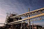 Wheelabrator Ridge énergie générant Station Auburndale, Floride, États-Unis