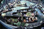 Floating Market in Klong Bangkok Yai, Bangkok, Thailand