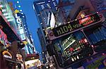 42nd Street New York City, New York, USA