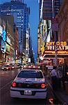 42nd Street New York, New York, USA