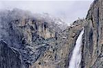 Upper Yosemite Falls Yosemite National Park California, USA